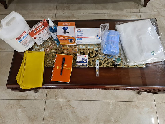 Total COVID Protection Kit