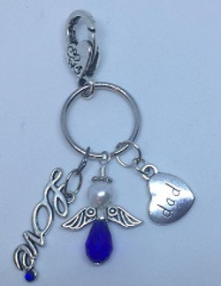 Keychain in memory of Dad