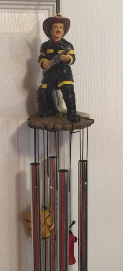 Firefighter Hero Chime