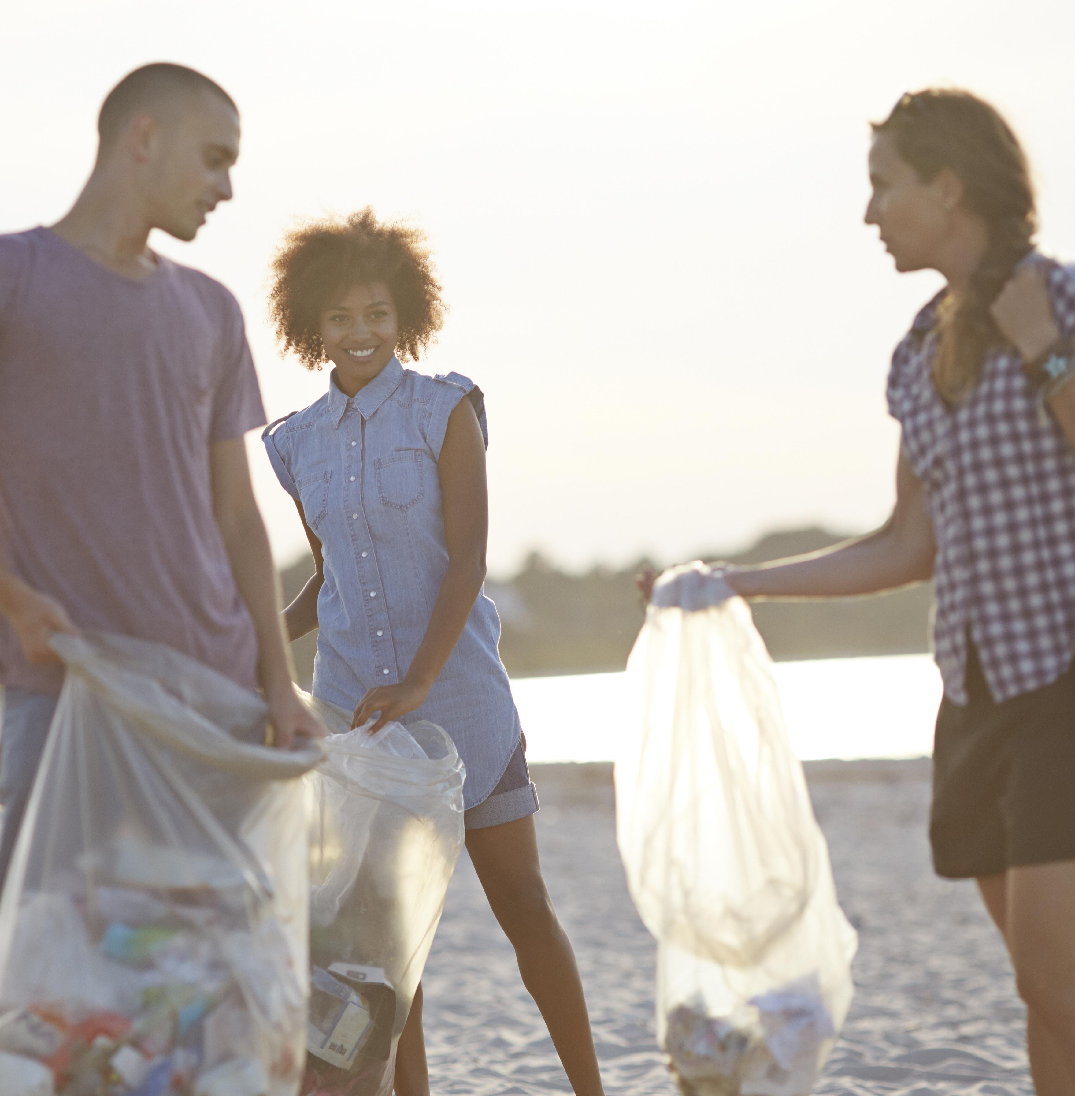 Recogidas de plástico didácticas