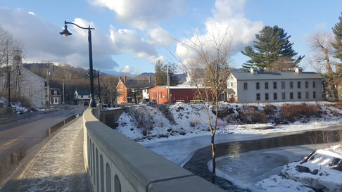 Notes from the Vermont Studio Center Residency - Things come together, as they always do