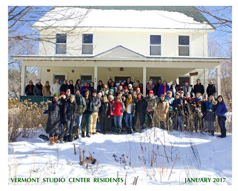 Notes from the Vermont Studio Center Residency - An assessment of time spent