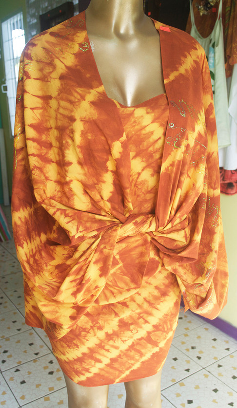 Merleen Forde - Gifted textile artist and designer