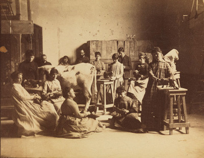 Women in art: A long history of exclusion