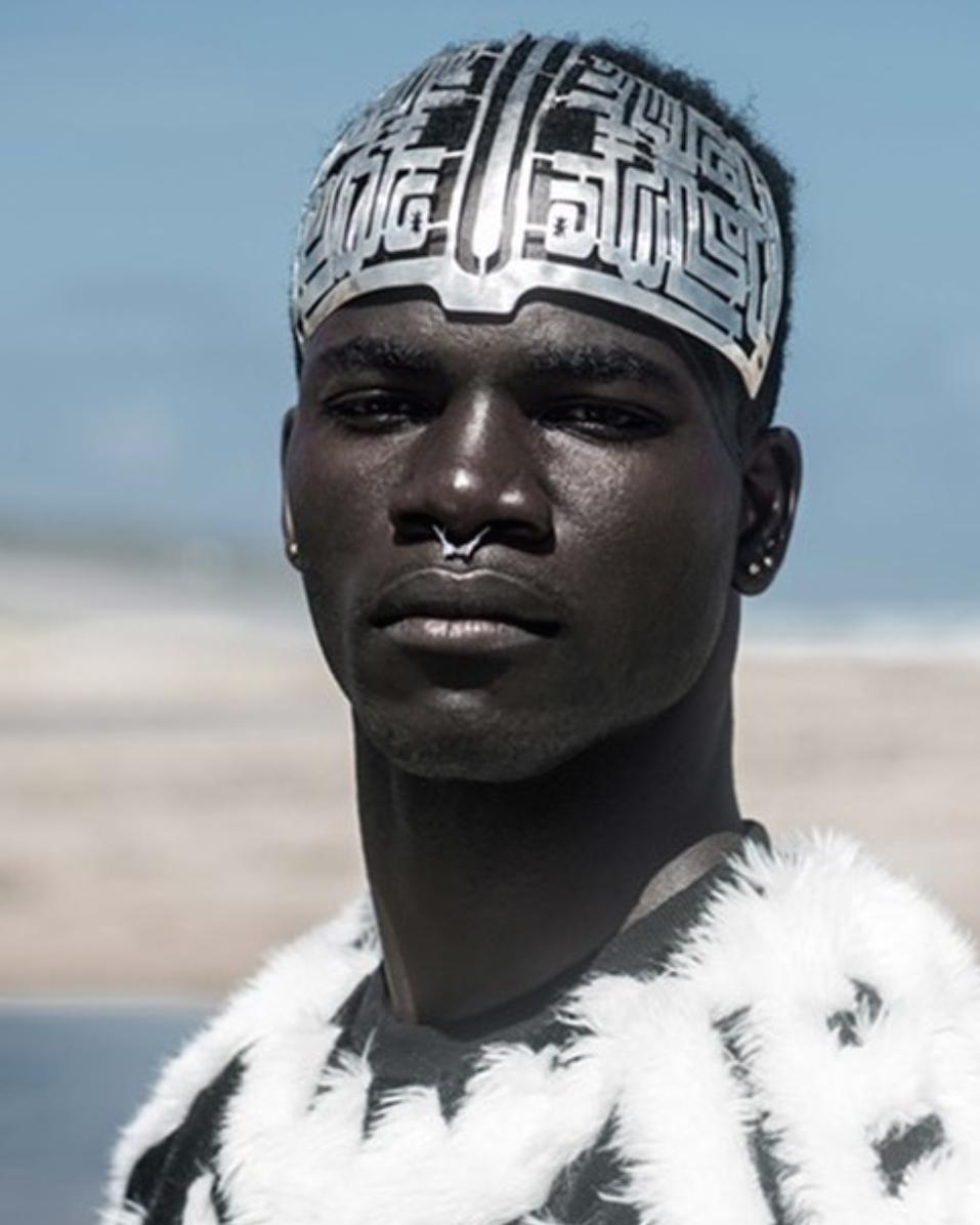 Adrian Richards, Future King, 2016 digital photograph. Photo courtesy of Prizm