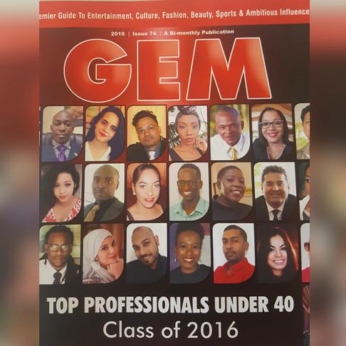 GEM Magazine feature