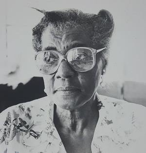 Women artists remember Edna Cadogan