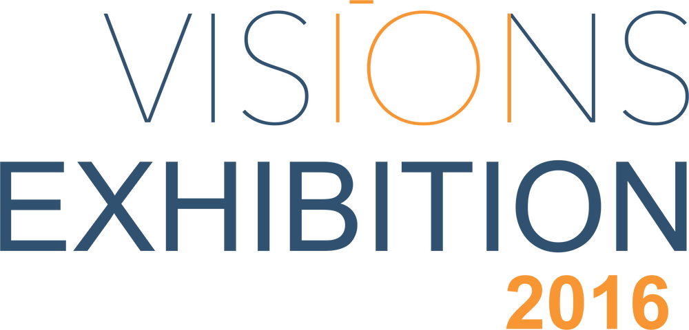 Visions exhibition 2016 logo