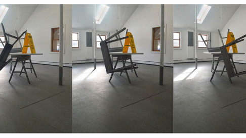 Notes from the Vermont Studio Center Residency - Tying things together