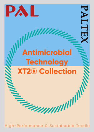 Antimicrobial Textile Collection - XT2®