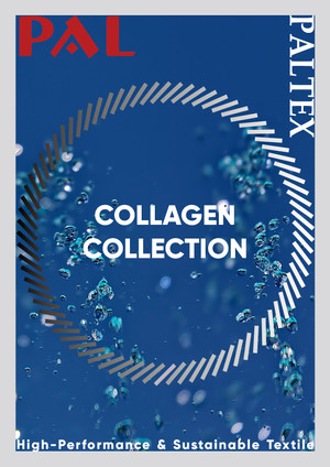 Functional Beauty Textile - Collagen Textile Collection