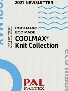 COOLMAX® EcoMade knit collection