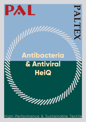 Antibacterial & Antiviral Textile Collection - HeiQ