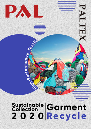 Sustainable Textile Collection - Garment Recycled Textile