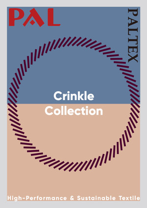 Crinkle Textile Collection