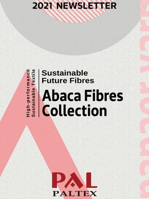 Abaca fibers – plant for a future