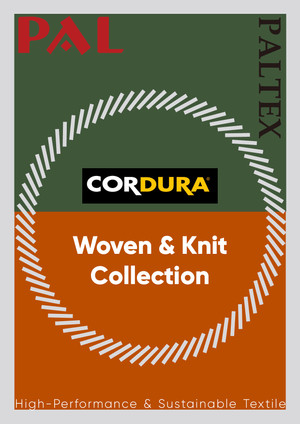 CORDURA®  Woven & Knit collection