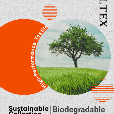 Sustainable Textile Collection - Biodegradable Textile