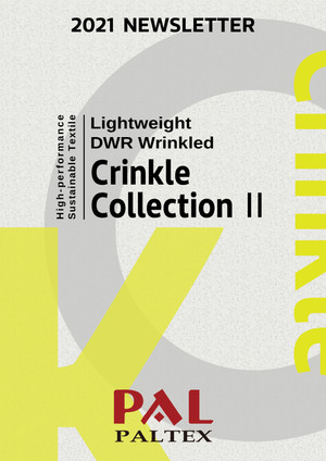 Crinkle Textile Collection II