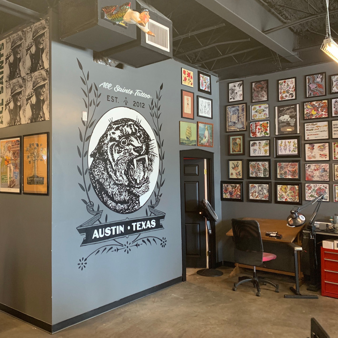 All Saints Tattoo North