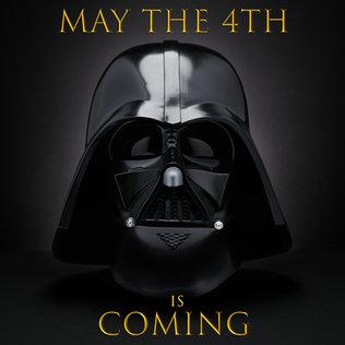 Star Wars Day Ad, Year 6