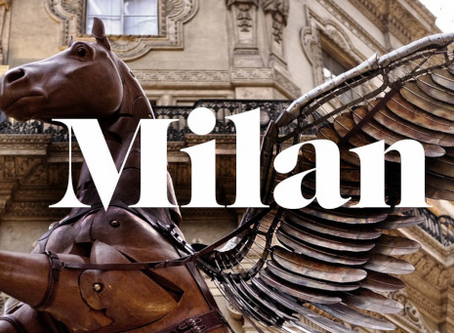 Milano Bar Tour - Difford's Guide