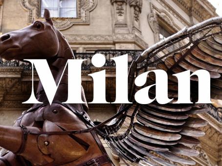 Milano Bar Tour - Difford's Guide
