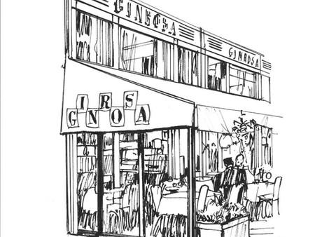 I Locali Storici di Milano - Gin Rosa