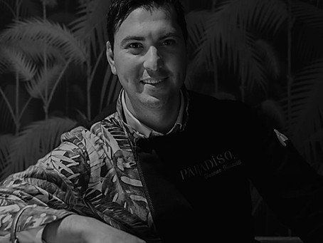 Bartender- Giacomo Giannotti - Never Stop Dreaming