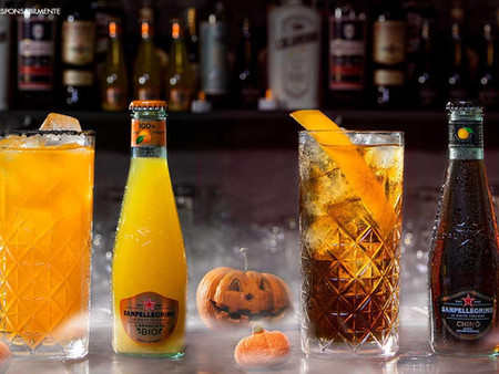 Dolcetto o Scherzetto? Festeggiare Halloween con 2 cocktail Rock 'n Roll