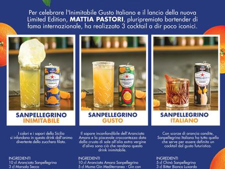 Inimitabile Gusto Italiano, dal 1932