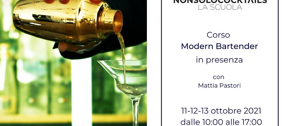 Modern Bartender By Mattia Pastori