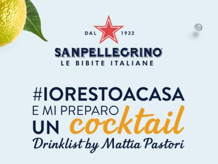 #iorestoacasa e mi preparo un cocktail