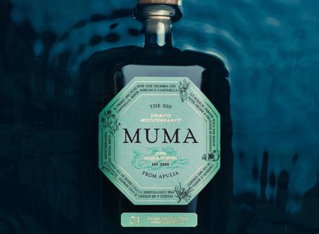 Nasce Muma Gin, spirito mediterraneo. Origin, Sense and Passion...
