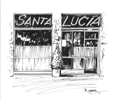 I Locali Storici di Milano - A Santa Lucia