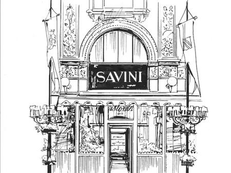 I Locali Storici di Milano - Savini