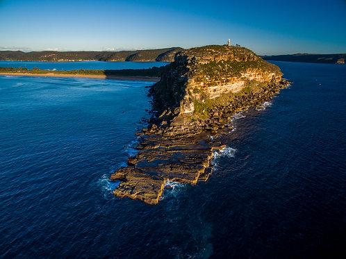 Warming Light - Barrenjoey Headland, NSW
