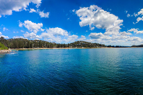 Behind The Point - Palm Beach, NSW