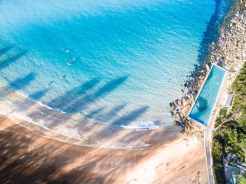Norfolk Shadow 5 - Palm Beach, NSW