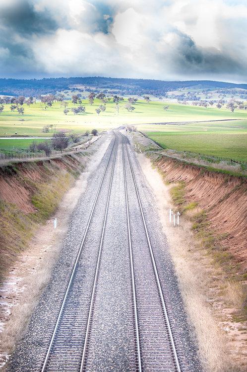 The Track to Tarana - Raglan, NSW