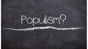 Announcement: New BlogFest on Populism!
