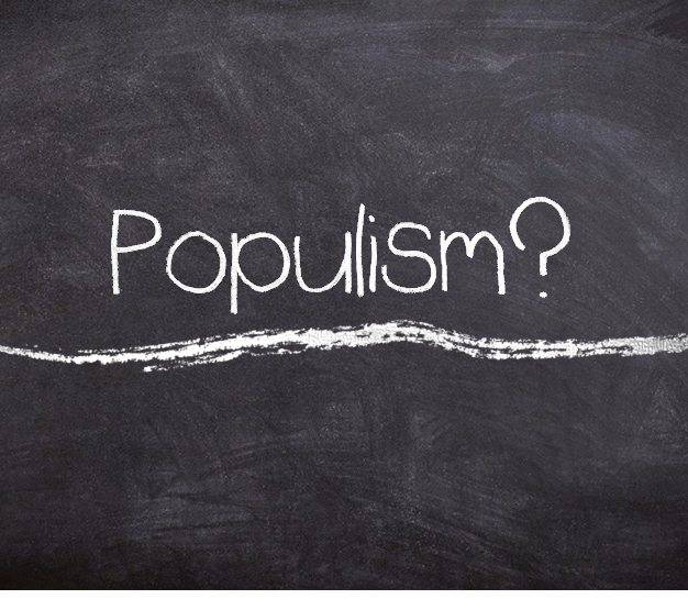 #Populism