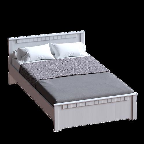 Прованс спальня кровать 1200 с ортопедическим основанием