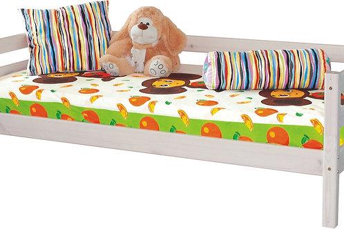 """Кровать """"Соня"""" с задней защитой"""