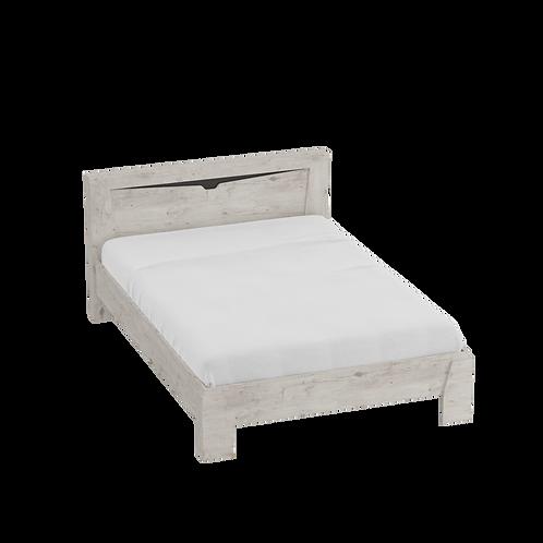 Соренто кровать 1200 с ортопедическим основанием