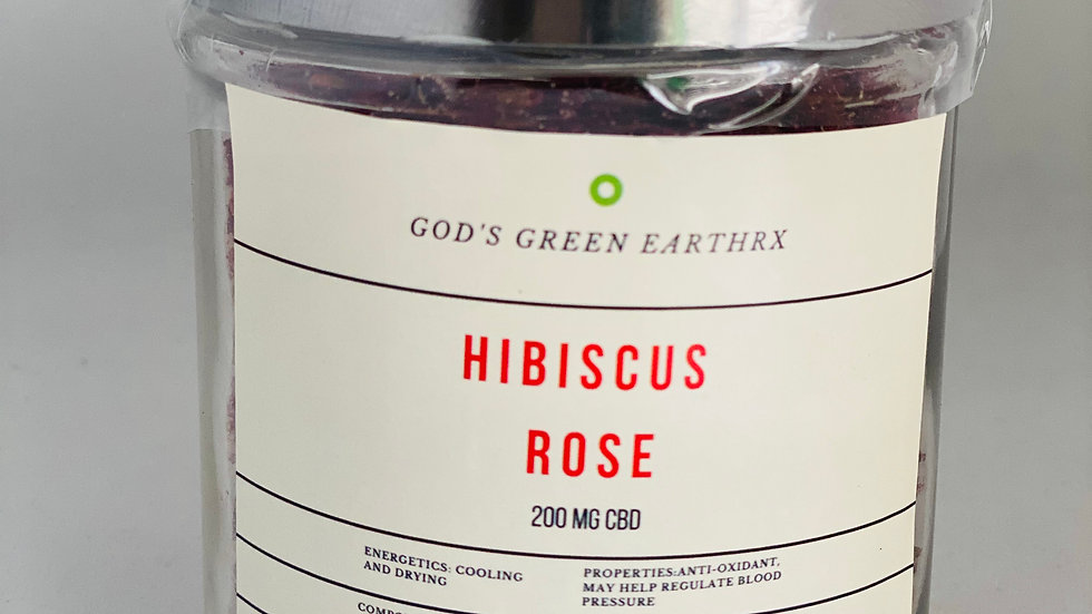 Hibiscus Rose Tea 10oz.