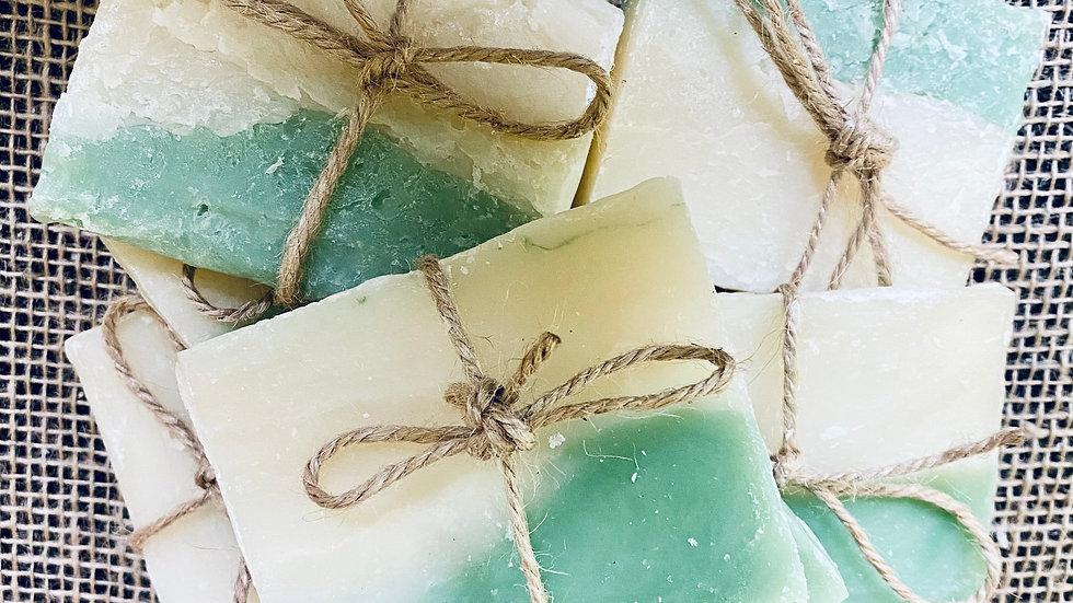 Cucumber Melon & Aloe Vera soap bar (Vegan)