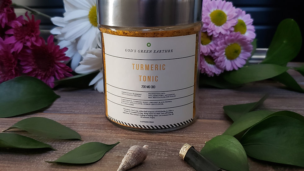 Turmeric Tonic 10 oz.