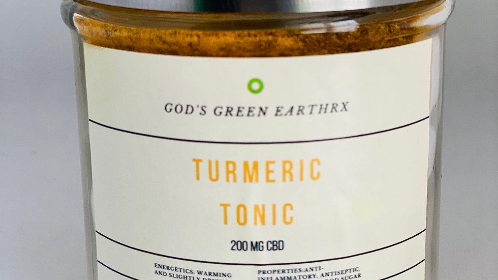 Turmeric Tonic 10oz.
