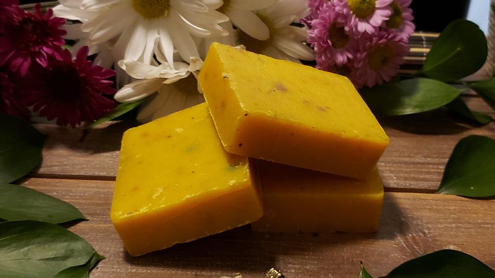 Turmeric & Neem soap bar (Vegan)